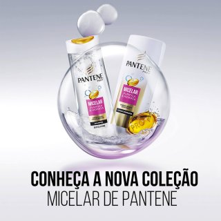 9631b921fb438 Shampoo Pantene Micelar 200ml   Droga Raia
