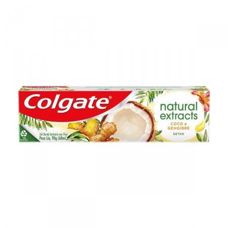 Pasta de Dente Colgate Natural Extracts Detox com 90g