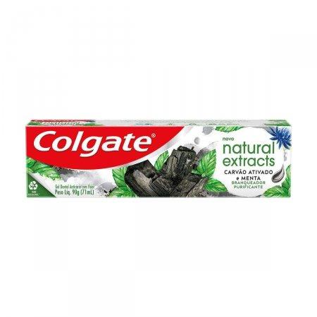 Creme Dental Colgate Naturals Extracts Puificante 90g   Drogaraia.com Foto 2
