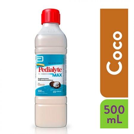Pedialyte Max Coco com 500ml