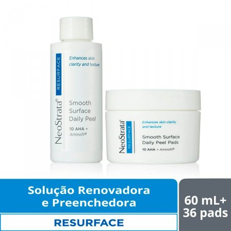 Peeling Diário NeoStrata Resurface Smooth Surface Daily Peel Pads