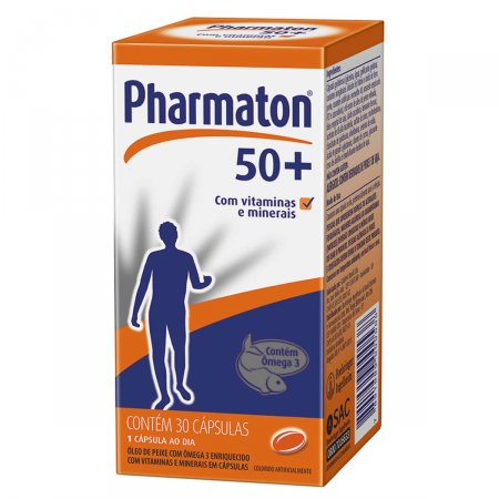 Pharmaton 50+