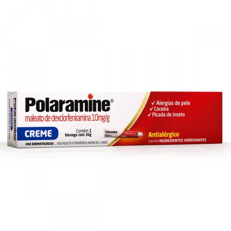 Polaramine 10mg/g
