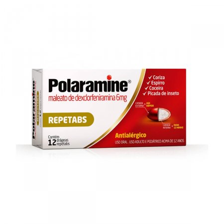Polaramine Repetabs 6mg