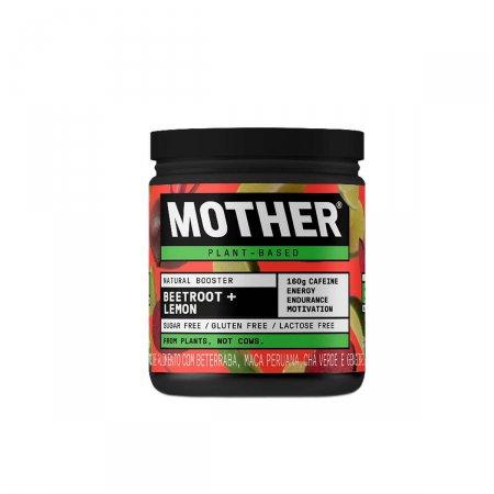 Pré-Treino Natural Booster Lemon Mother Sabor Limão com 175g