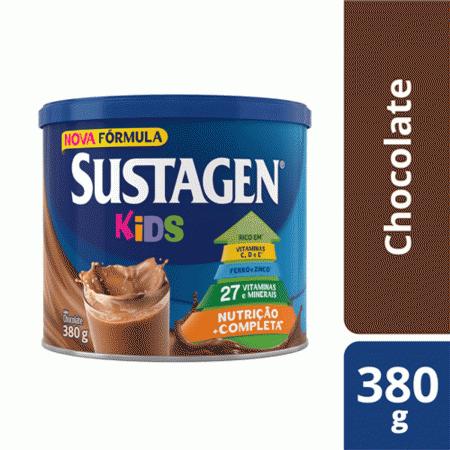 Suplemento Alimentar Sustagen Kids Sabor Chocolate