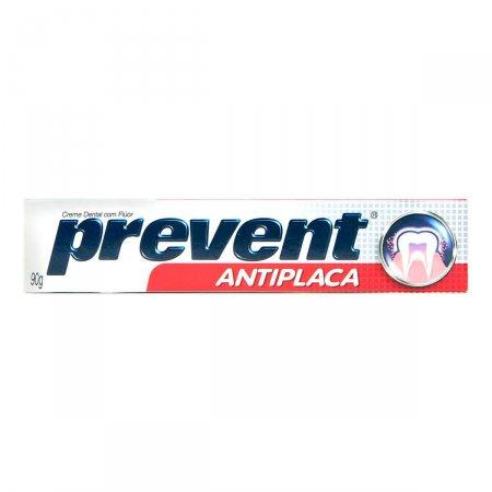 Creme Dental Prevent Antiplaca