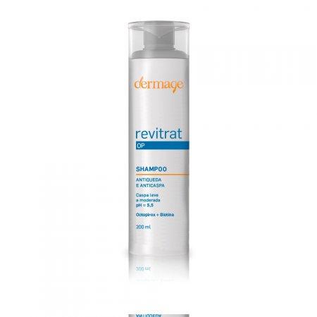 Shampoo Anticaspa Dermage Revitrat OP
