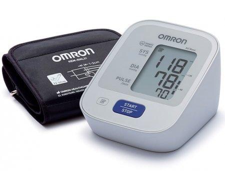 Medidor de Pressão Arterial Digital de Braço 7122 Omron Adulto