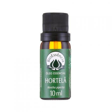 Óleo BioEssência Essencial Natural de Hortelã Pimenta 10ml