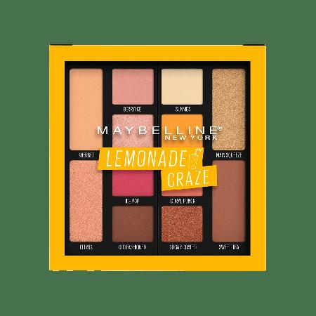 Maybelline Eyestudio Lemonade Craze - Paleta de Sombras