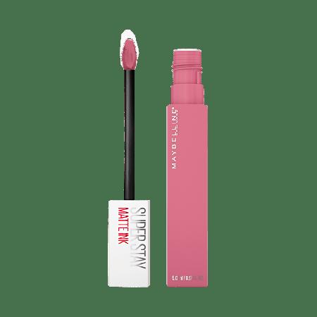 Maybelline Superstay Matte Ink Pink Edition - Batom Líquido 5ml