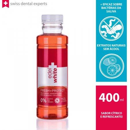 Enxaguante Antisséptico Bucal Fresh + Protect