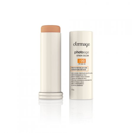 Photoage Dermage Stick Color FPS 99 - Cor Nude