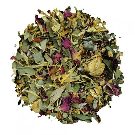 Chá Infusões Ritual do Sono