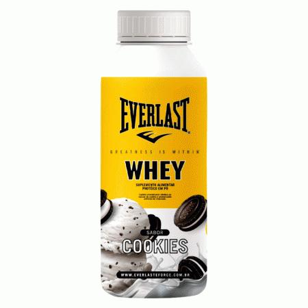 Everlast Whey Protein 3W Cookies - Monodose 40g