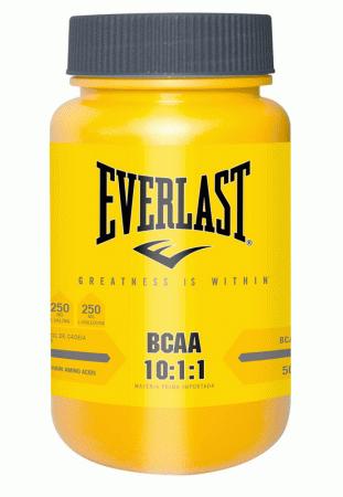 BCAA Everlast 10:1:1 - 120 Cápsulas