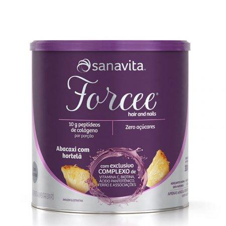 Forcee Sanavita Hair and Nails Abacaxi 330g
