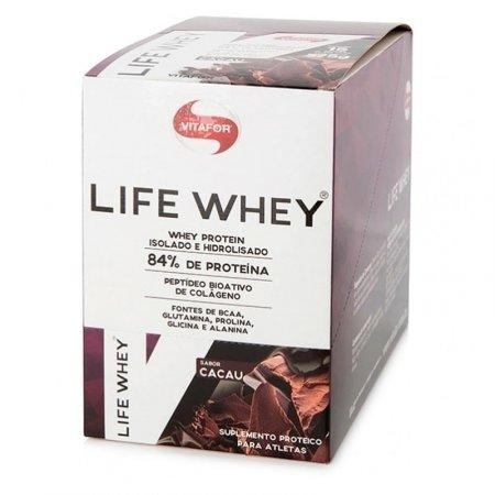 Life Whey Vitafor Cacau 15x25g