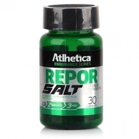 Repor Salt Atlhetica 30 cápsulas