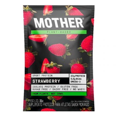 Sachê Sport Protein Mother Nutrients Morango 31g