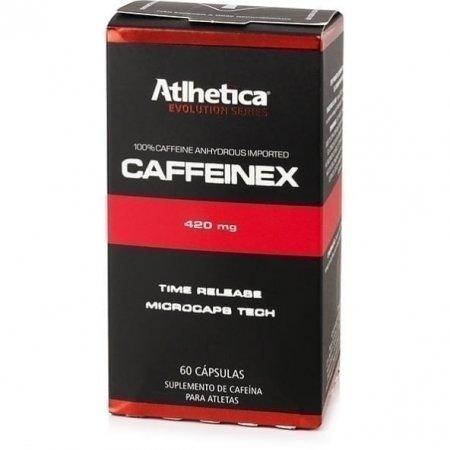 Caffeinex Atlhetica 60 cápsulas 420mg