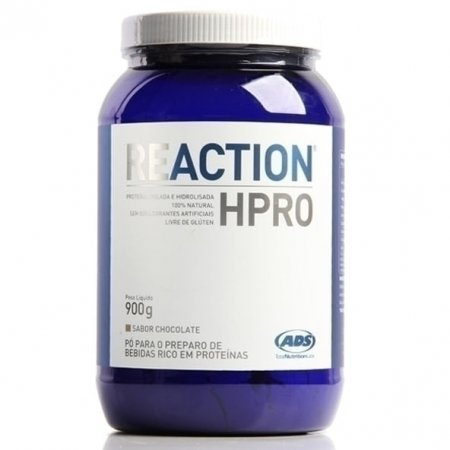 Reaction HPRO Atlhetica Chocolate 900g