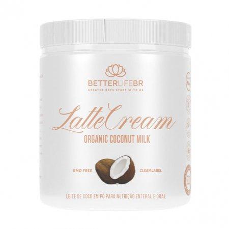 Latte Cream Coconut Better Life 200g