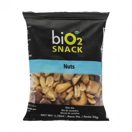 Snack biO2 Nuts 50g