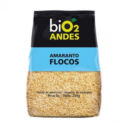 Flocos de Amaranto biO2 Andes 250g