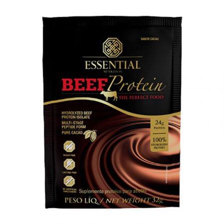 Beef Protein Essential Nutrition Cacao 15x32g