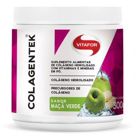 Colagentek Vitafor Maçã Verde 300g
