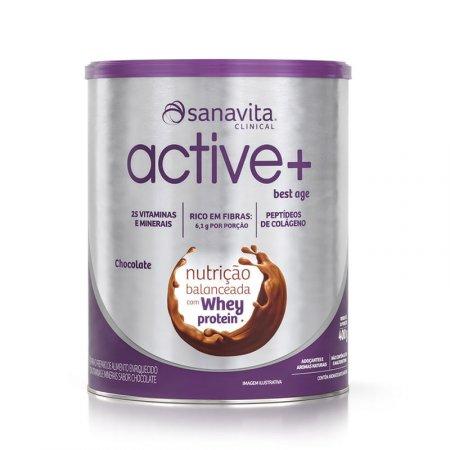 Active+ Chocolate Sanavita 400g