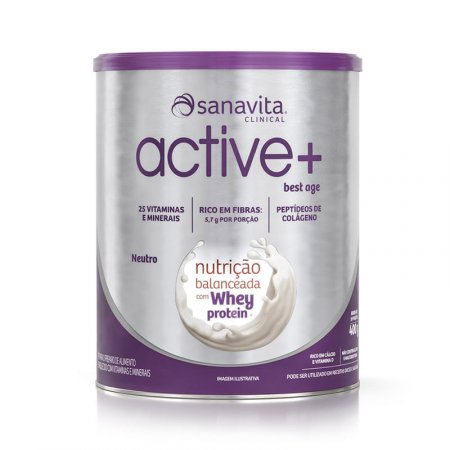 Active+ Neutro Sanavita 400g
