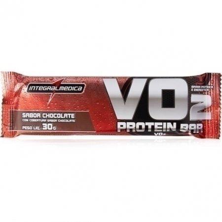 Barra Vo2 Protein Integralmedica Chocolate 30g