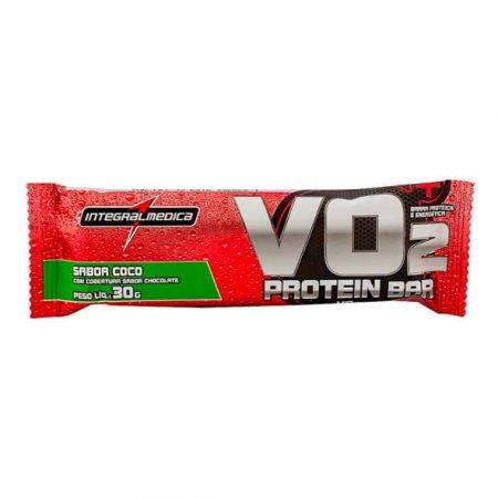 Barra Vo2 Protein Integralmedica Coco 30g