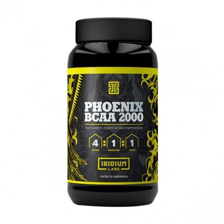 Phoenix BCAA 2000 4:1:1 Iridium Labs 90 Comp