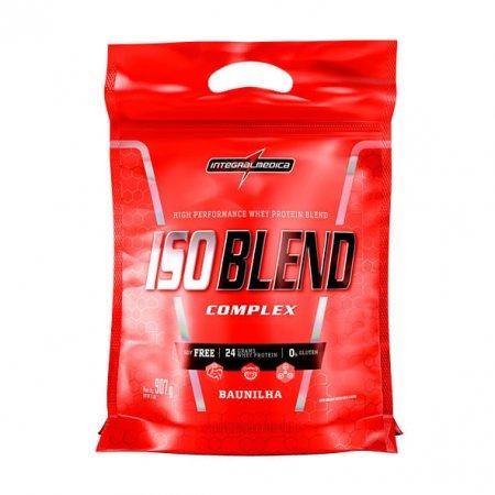 Iso Blend pouch Integralmedica Baunilha 907g