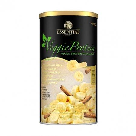 Veggie Essential Nutrition Banana com Canela 462g