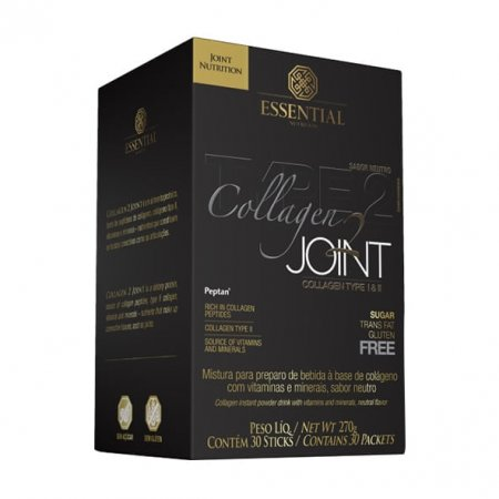 Collagen Joint Essential Nutrition sabor Neutro 30 x 9g