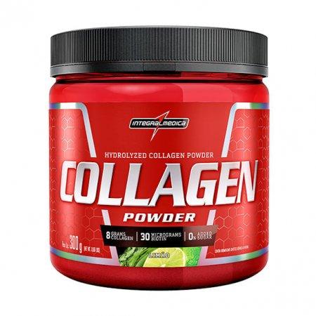 Collagen Powder Integralmedica Limão 300g