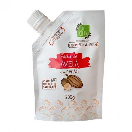 Pasta Nuts Avelã e Cacau Eat Clean 200g