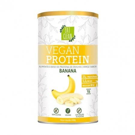 Vegan Protein Banana Eat Clean 450g