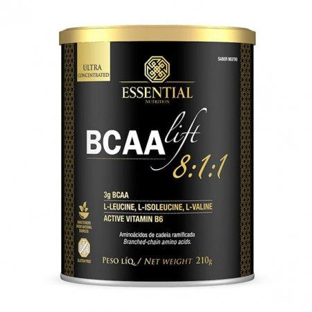 BCAA Lift 8:1:1 Essential Nutrition Neutro 210g