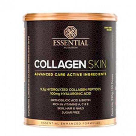 Collagen skin Essential Nutrition limão siciliano 330g