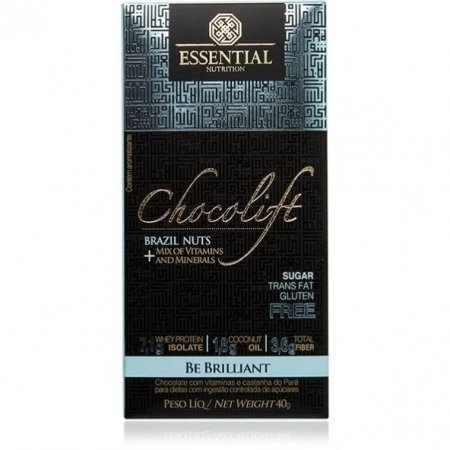Chocolift Brazil Essential Nutrition Nuts 40g