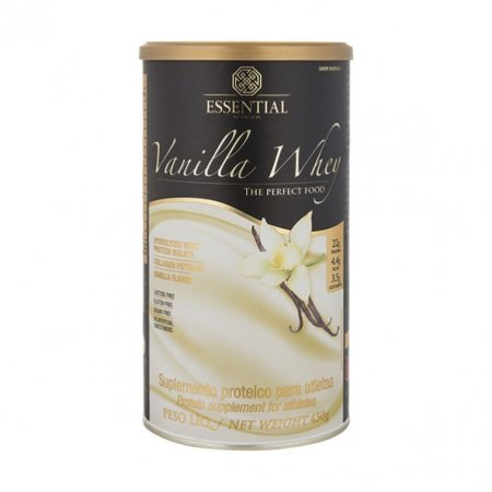 Whey Essential Nutrition Vanilla 450g