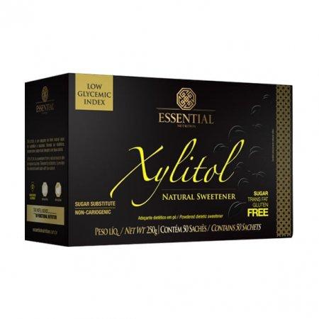 Xylitol Essential Nutrition Sachê 50 x 5g