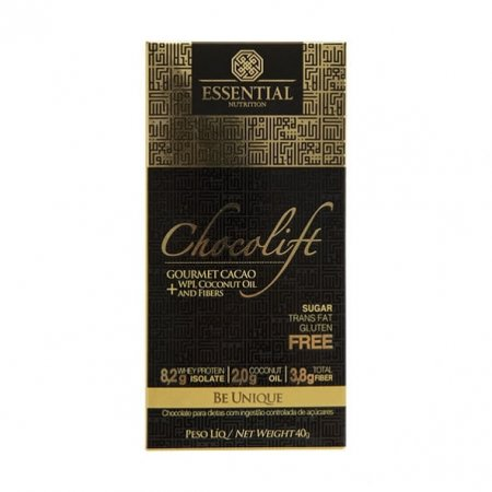 Chocolift Gourmet Essential Nutrition Cacao 40g