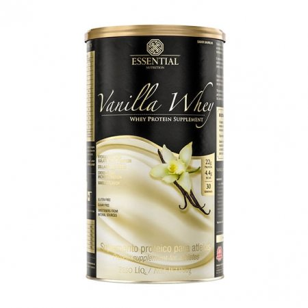 Whey Essential Nutrition Vanilla 900g
